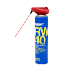 Универсальная смазка RW-40 300мл аэрозоль, RW6030