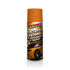 Очиститель кузова от насекомых и гудрона 450мл аэрозоль, RW6089