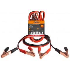 Провода прикуривания 400А (2,5м, 12/24В) серия STANDART, SA-400-09S