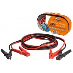 Провода прикуривания 200А (2м, 12В), SA-200-02