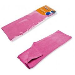 Салфетка из микрофибры фиолетовая (40*60 см), AB-A-06