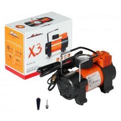Компрессор X3 (40л/мин. 10 АТМ. серия STANDARD), CA-040-15S