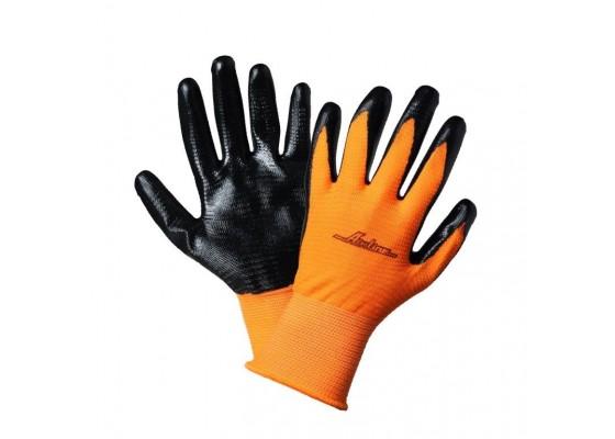 Перчатки с нитриловым покрытием, AWG-L-03