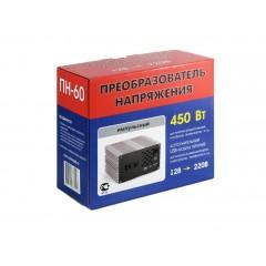Преобразователь напряжения Орион ПН-60 (12-220В, 450 Вт, USB)