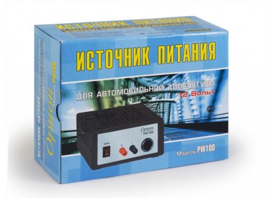 НПП Орион -100 (источник питания+заряд.устр,0-20А,12В)