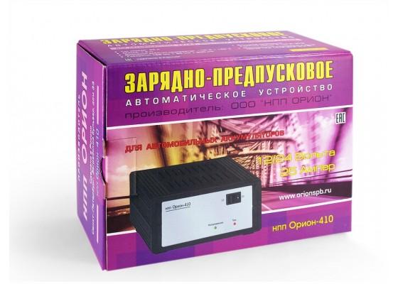 НПП Орион -410 (автомат,25А,12/24В)