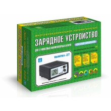 Зарядное устройство Вымпел-27 (автомат, 0-7А, 14.1/14.8/16В, ЖК индикатор)