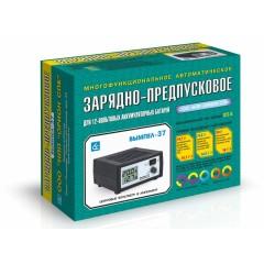 Зарядное устройство Вымпел-37 (автомат, 0-20А,  14.1/14.8/16В,  ЖК индикатор)