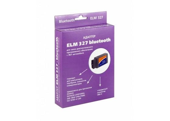 Адаптер ELM Bluetooth 327  (для диагностики авто)