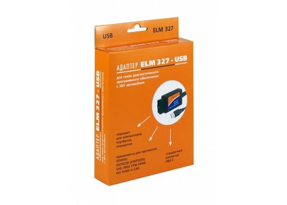 Адаптер ELM USB 327  (для диагностики авто)