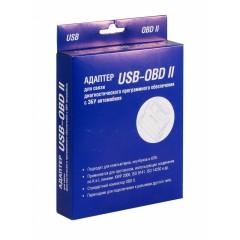 Адаптер USB-OBD II  (К-line, для диагностики авто)