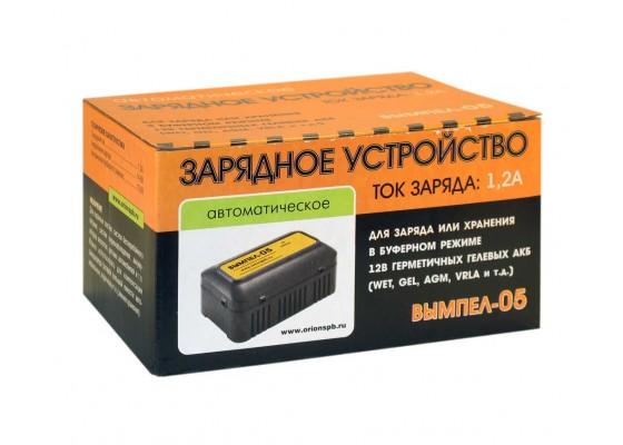 Вымпел-05(автомат,1.2А,12В,для гелевых и кислот.АКБ)