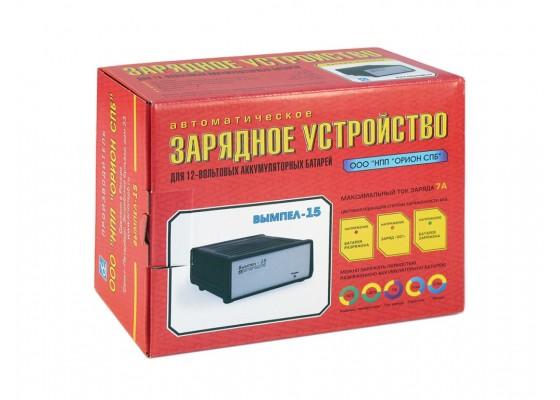 Вымпел 15 (автомат, 7А, 12В) - Зарядное устройство для АКБ