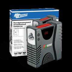 Многофункциональный автомобильный компрессор с цифровым дисплеем 12В RR2213