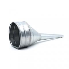 Воронка металлическая универсальная средняя D130 мм (угол 170°), 3982